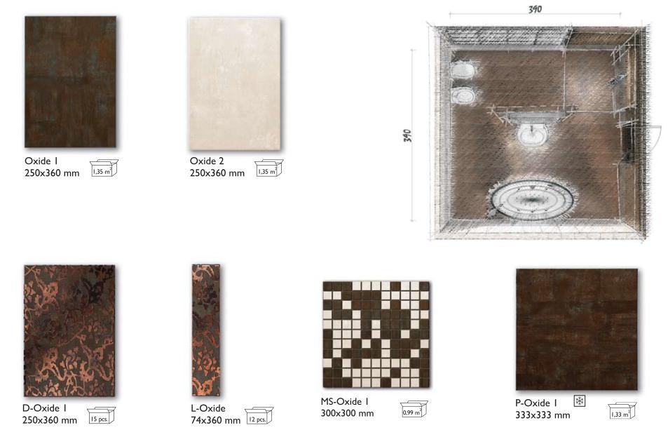 Ceramika-ARTE Oxide